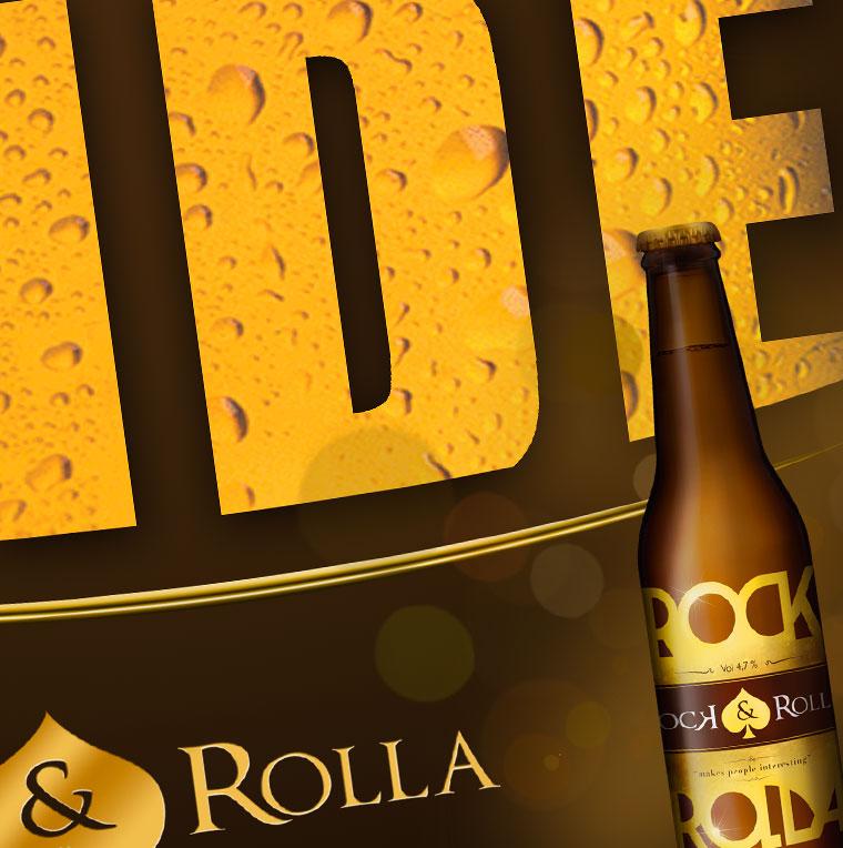 Rock&Rolla Beer