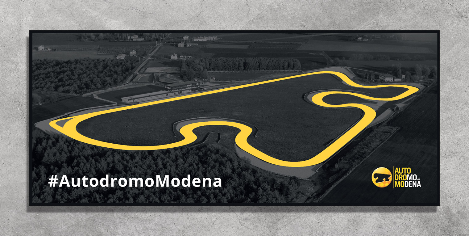 Circuito Modena : Autodromo di modena un progetto magnet officina creativa